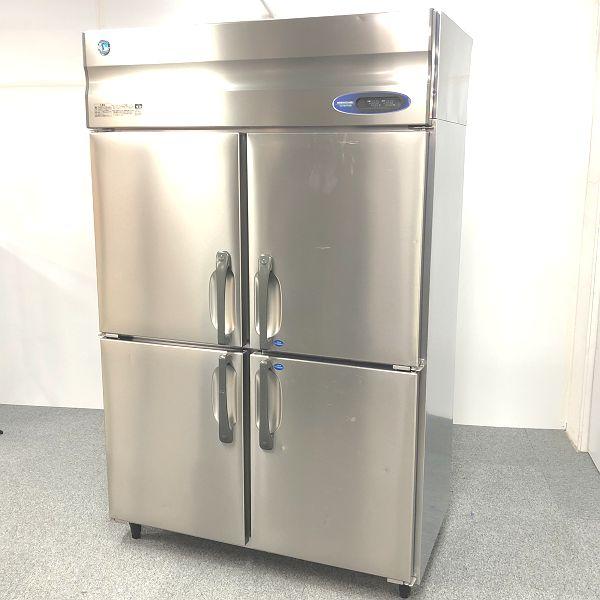 ホシザキ 縦型冷凍冷蔵庫 HRF-120ZFT3 2015年製