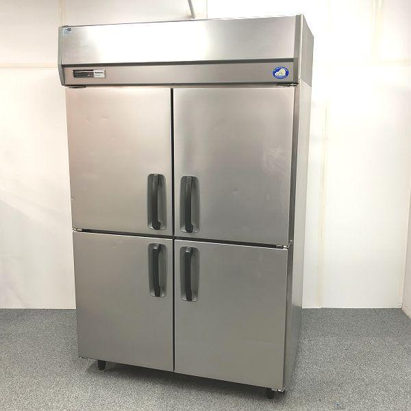パナソニック 縦型冷蔵庫 SRR-K1283S 2017年製