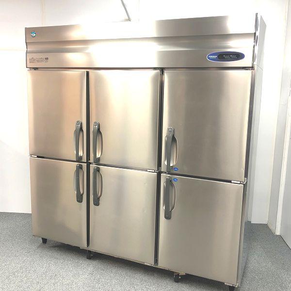 ホシザキ 縦型冷凍冷蔵庫 HRF-180ZFT3 2012年製