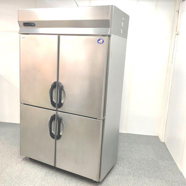 サンヨー 縦型冷蔵庫 SRR-G1261CS 2009年製