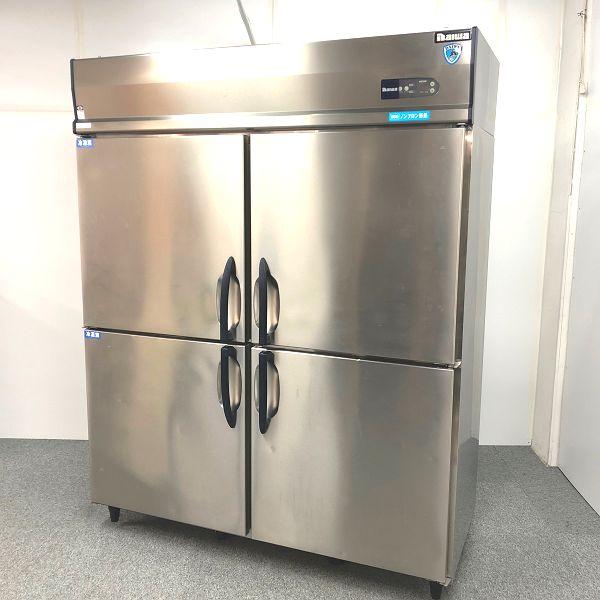 大和冷機 縦型冷凍冷蔵庫 563YS2-4 2013年製
