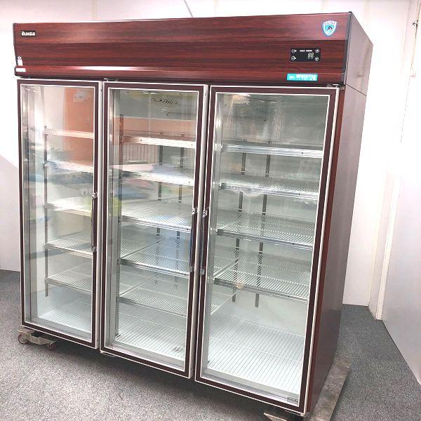 大和冷機 リーチインショーケース 613KP-EC 2012年製