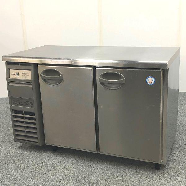 福島工業 冷凍冷蔵コールドテーブル YRC-121PM2 2014年製