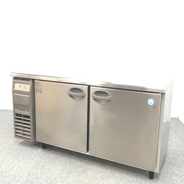 フクシマ 冷蔵コールドテーブル YRC-150RE2-F 2017年製