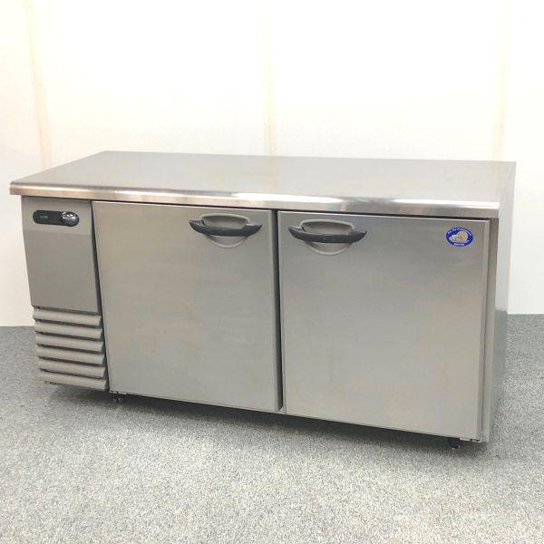 サンヨー 冷蔵コールドテーブル SUR-G1561S 2008年製