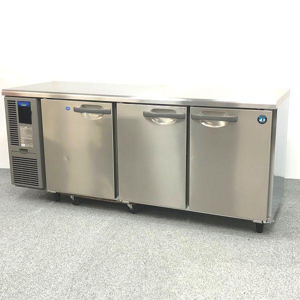 ホシザキ 冷凍冷蔵コールドテーブル RFT-180SNF-E 2017年製