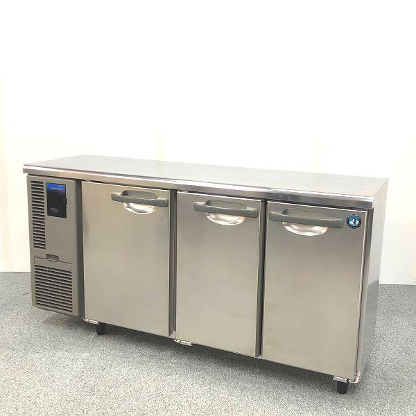 ホシザキ 冷凍冷蔵コールドテーブル RFT-150MTF-ML 2017年製