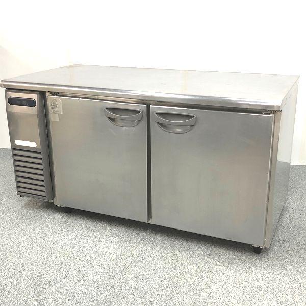 フクシマ 冷蔵コールドテーブル TRW-50RE 2010年製