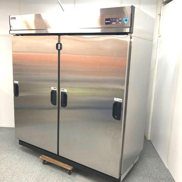 大和冷機 スライド扉式縦型冷蔵庫 601CD-S-EC 2013年製