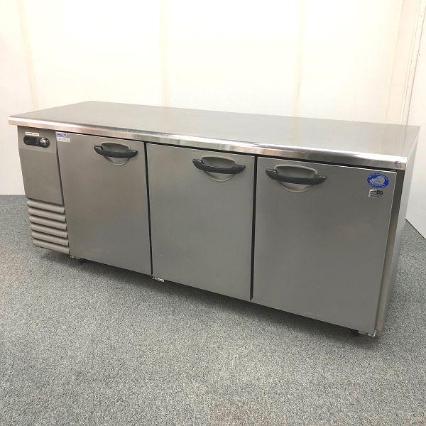 パナソニック 冷蔵コールドテーブル SUR-G1861CSB 2014年製買取しました!