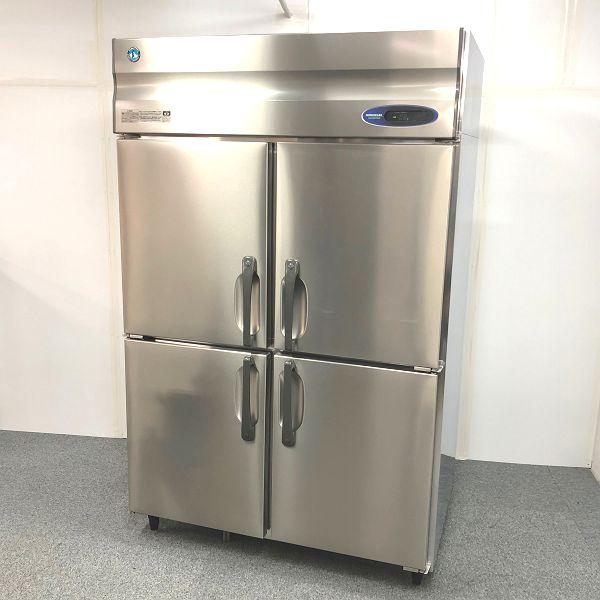 ホシザキ 4ドア縦型冷蔵庫 HR-120Z3 2015年製買取しました!