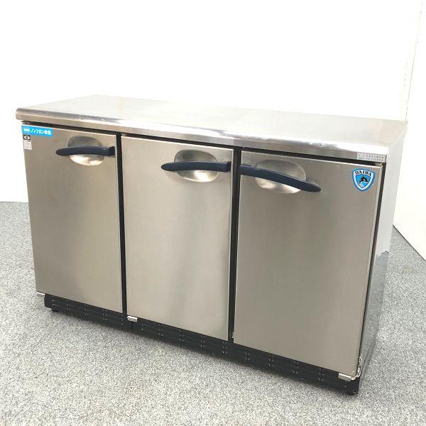 大和冷機 冷蔵コールドテーブル 4641BCN 2015年製