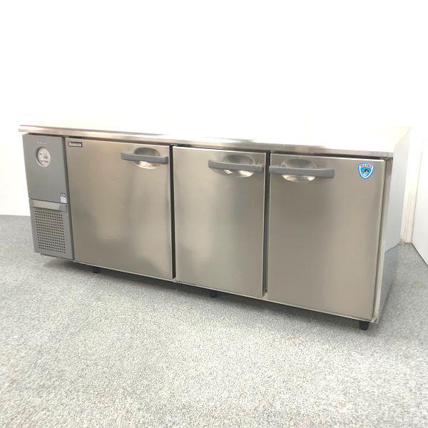 大和冷機 冷蔵コールドテーブル 6071CD-A 2017年製