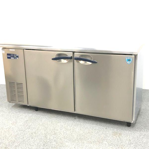 大和冷機 冷蔵コールドテーブル 5161CD-NP-EC 2017年製
