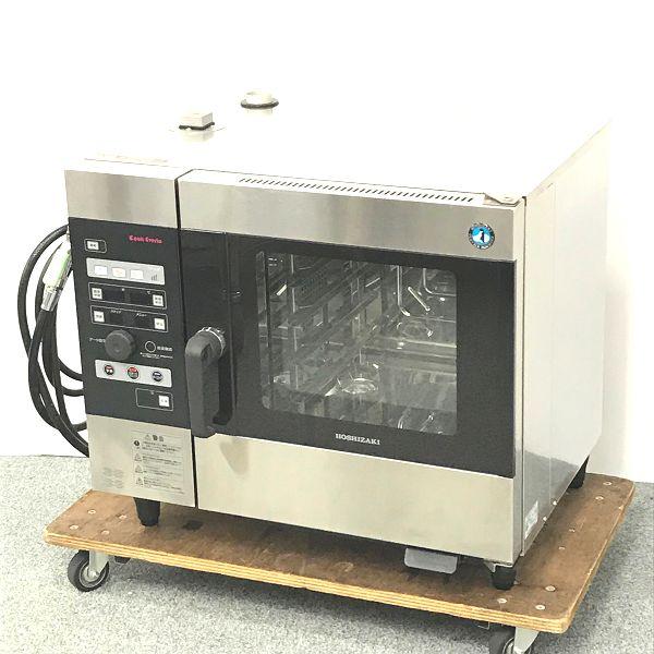 ホシザキ 電気スチームコンベクションオーブン MIC-5TB3 2014年製 買取しました!