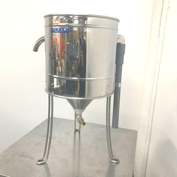 水圧洗米機 未使用品