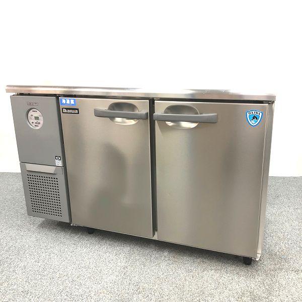 大和冷機 冷凍冷蔵コールドテーブル 4161S-EC 2018年製
