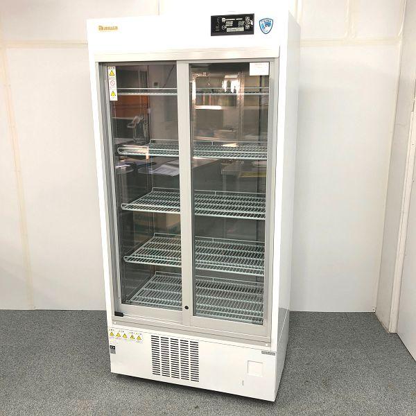 大和冷機 リーチイン冷蔵ショーケース DC-ME50A-EC 2016年製