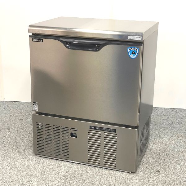 大和冷機 45�s製氷機 DRI-45LME 2018年製買取しました!