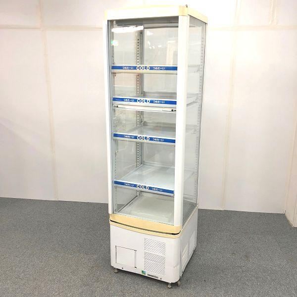 東芝 4面ガラス冷蔵ショーケース SH-G5214GD 2011年製買取しました!