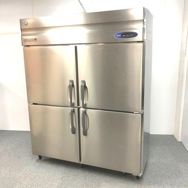 ホシザキ 縦型4ドア冷凍庫 HF-150ZT3 2017年製