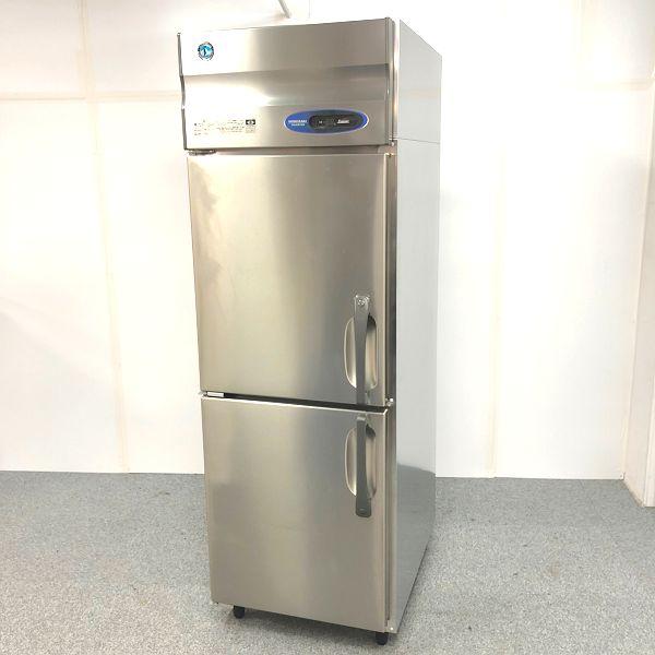 ホシザキ 縦型2ドア冷凍庫 HF-63Z 2014年製