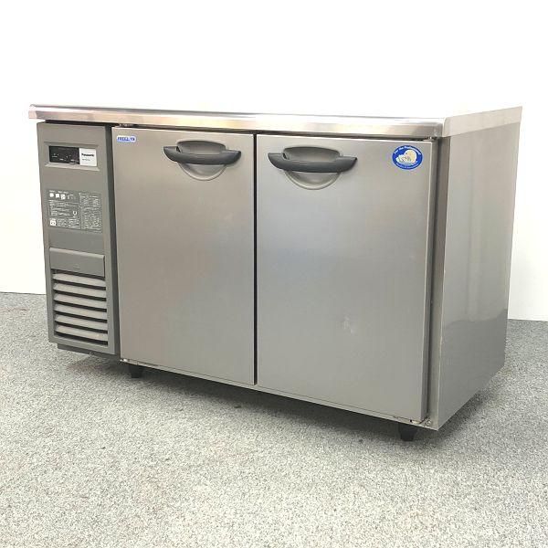 パナソニック 冷凍冷蔵コールドテーブル SUR-K1261CA 2018年製 買取しました!