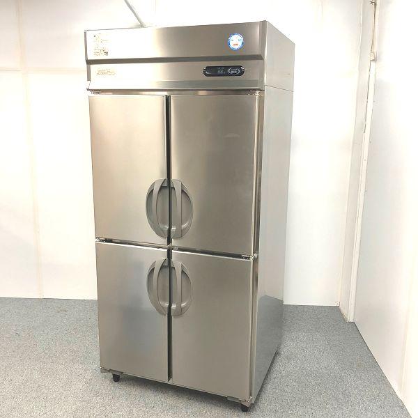 福島工業 縦型4ドア冷凍庫 ARD-094FM(改) 2015年製買取しました!