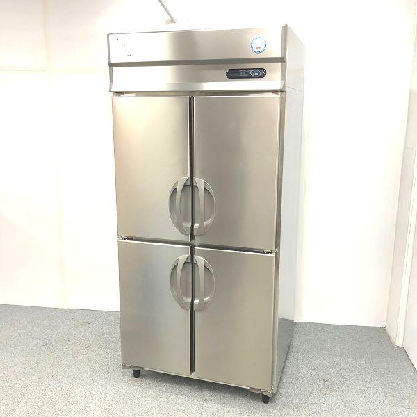 福島工業 縦型4ドア冷蔵庫 ARD-090RM-F 2015年製買取しました!