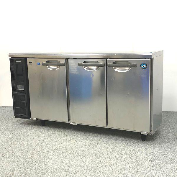 ホシザキ 冷凍冷蔵コールドテーブル RFT-150PTE1 2014年製買取しました!