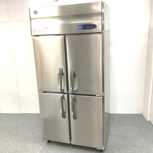 ホシザキ 縦型1室冷凍3室冷蔵庫 HRF-90ZT 2013年製買取しました!