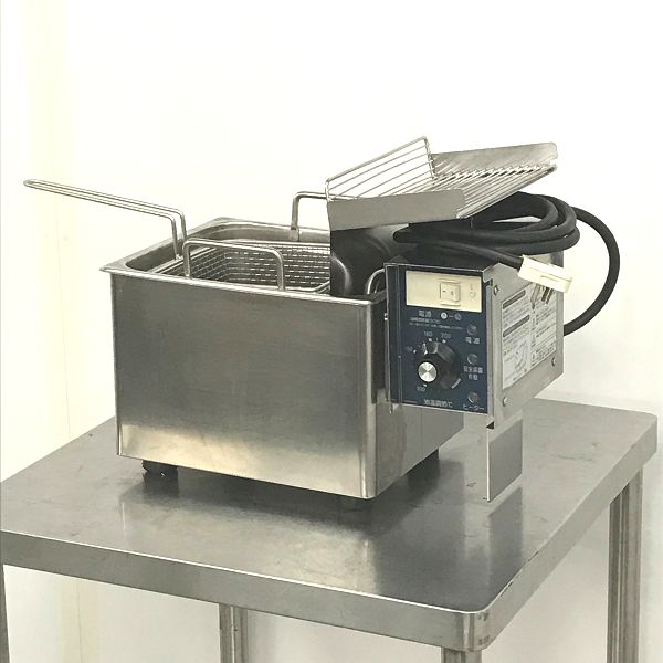 ホシザキ 卓上電気フライヤー FL-8TB 2011年製買取しました!