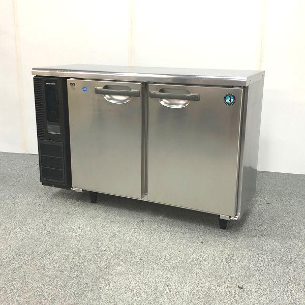 ホシザキ 冷凍冷蔵コールドテーブル RFT-120PTE1 2011年製