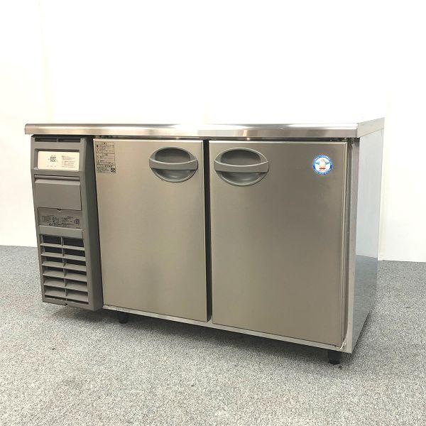 福島工業 冷蔵コールドテーブル YRC-120RM2 2018年製買取しました!