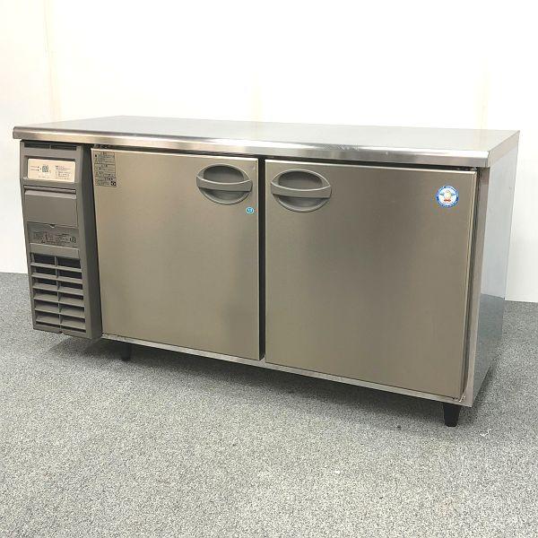 福島工業 冷凍冷蔵コールドテーブル YRC-151PM2 2018年製買取しました!