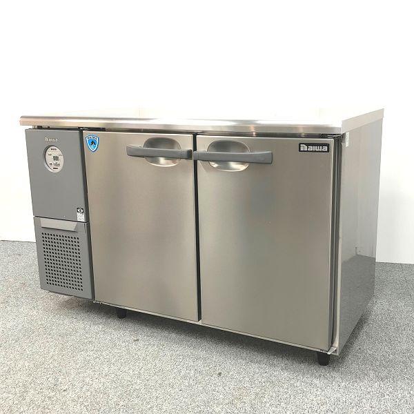 大和冷機 冷蔵コールドテーブル 4261CD-NP-EC 2018年製買取しました!