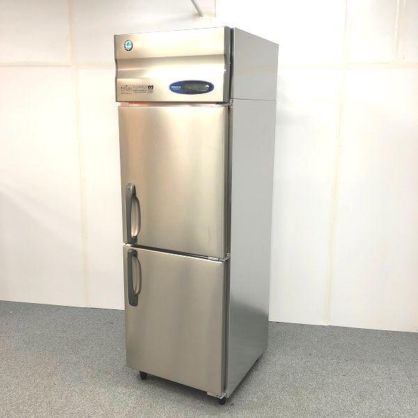 ホシザキ 縦型2ドア冷蔵庫 HR-63ZT 2017年製買取しました!