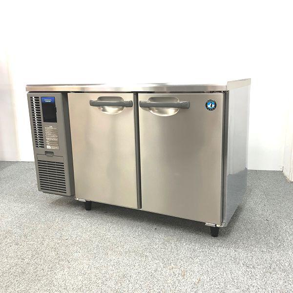 ホシザキ 冷蔵コールドテーブル RT-120SNF-E-ML 2017年製 買取しました!