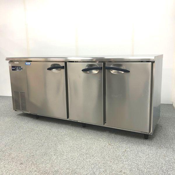 大和冷機 冷蔵冷凍コールドテーブル 6061S-EC 2015年製買取しました!