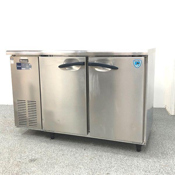 大和冷機 冷蔵コールドテーブル 4061CD-EC 2014年製買取しました!