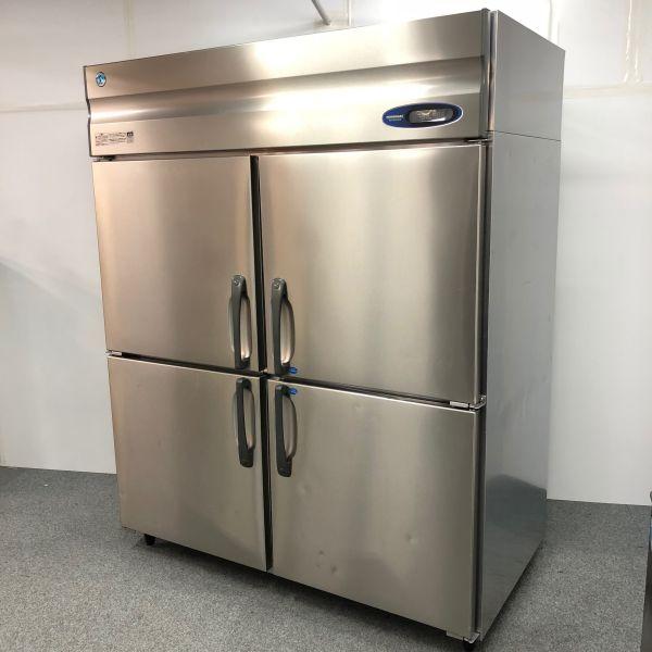 ホシザキ 縦型冷凍冷蔵庫 HRF-150ZF3 2014年製 買取しました!