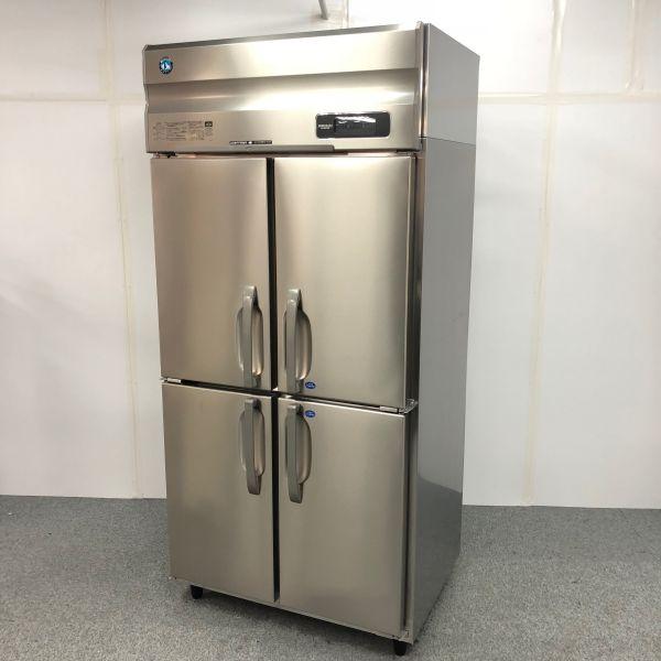 ホシザキ 縦型冷凍冷蔵庫 HRF-90AFT 2018年製