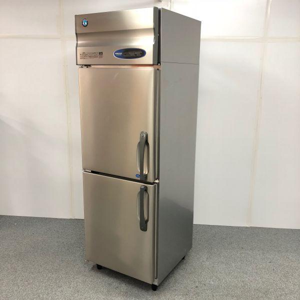 ホシザキ 縦型冷凍冷蔵庫 HRF-63ZT-ED(L) 2016年製買取しました!