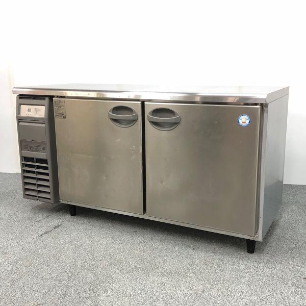 福島工業 冷蔵コールドテーブル YRC-150RM2 2015年製