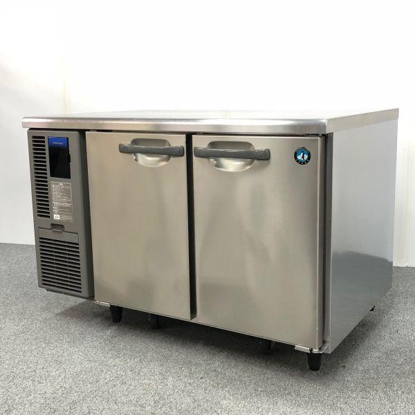 ホシザキ 冷蔵コールドテーブル RT-120SDF 2016年製買取しました!