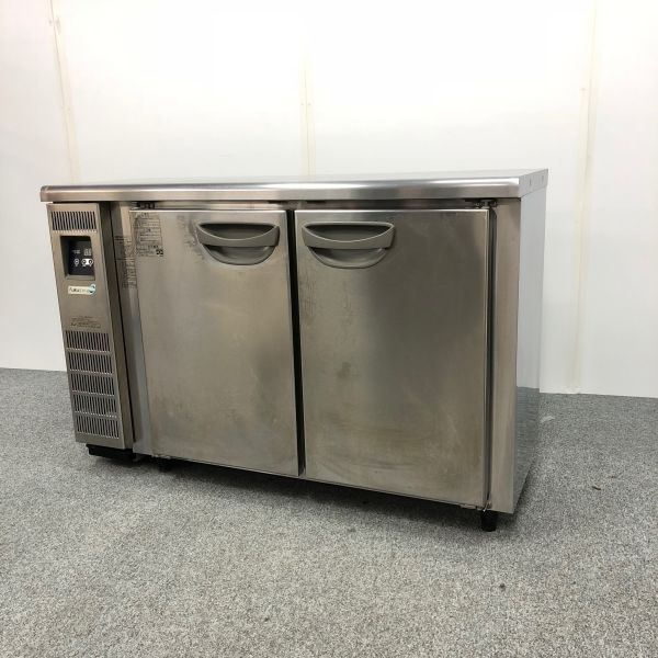 福島工業 冷蔵コールドテーブル TMU-40RE2 2012年製 買取しました!