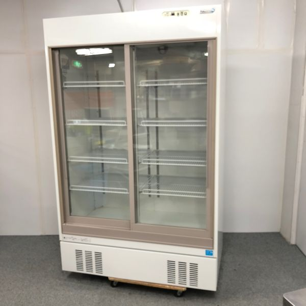 福島工業 リーチイン冷蔵ショーケース MSS-40GWSR8 2013年製買取しました!