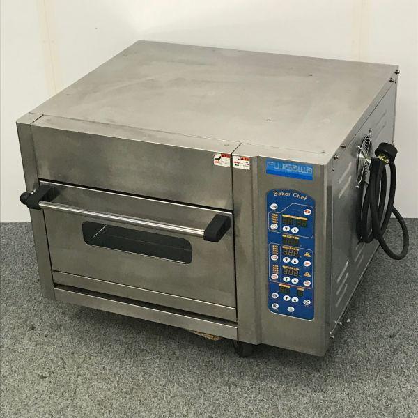 フジサワマルゼン ミニデッキオーブン MBDO-4-B 2011年製買取しました!