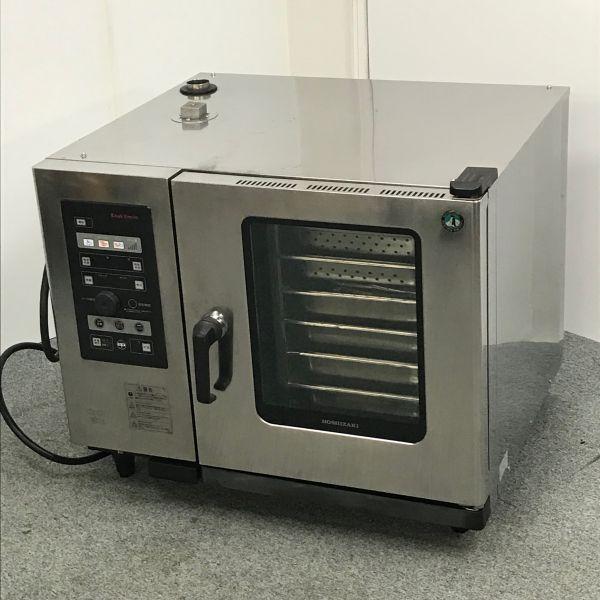 ホシザキ 電気スチームコンベクションオーブン MIC-6SA3-1 2014年製