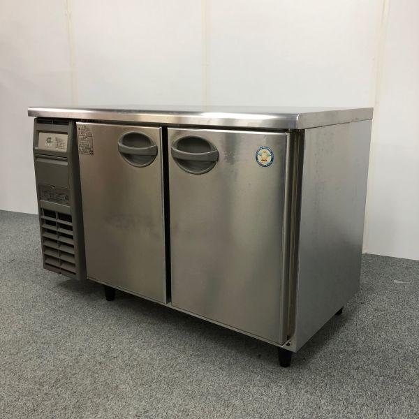 福島工業 冷蔵コールドテーブル YRC-120RE2-F 2014年製買取しました!
